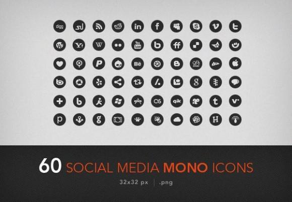 60_social_media_mono_icons_png