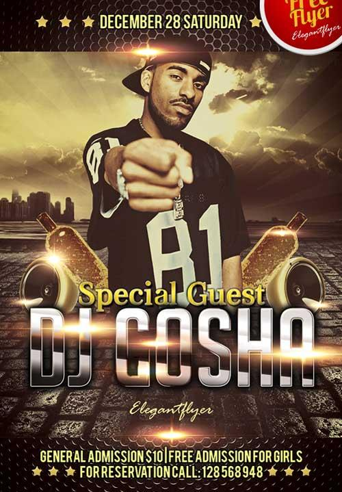special_guest_dj_club_and_party_free_flyer_psd_template