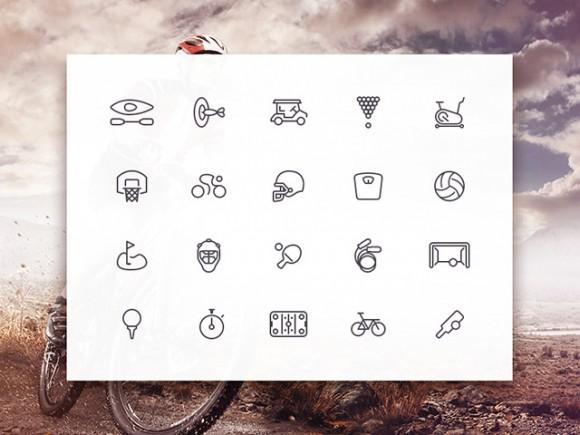sporties_icon_set