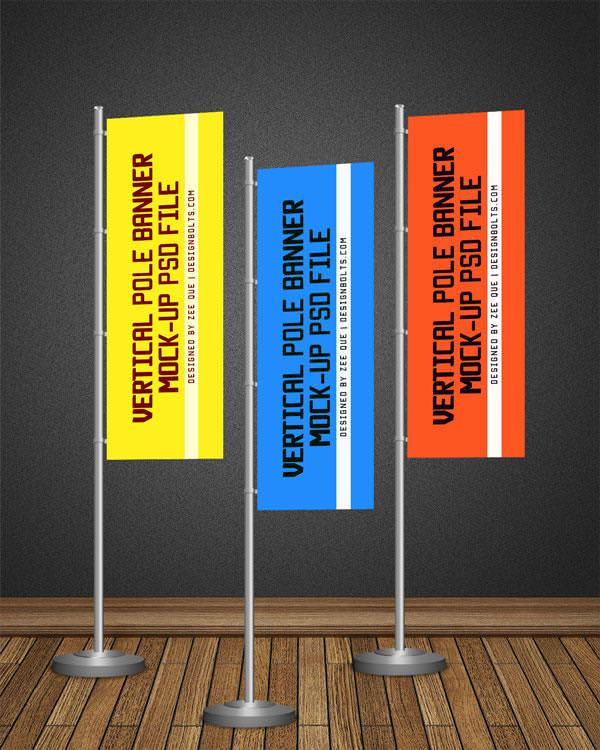 37 Awesome Free Banner Mockups Psd Templates Utemplates