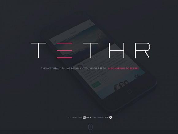 tethr_ios_design_kit