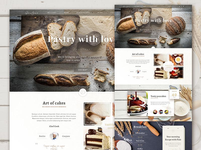 the_bakery_website
