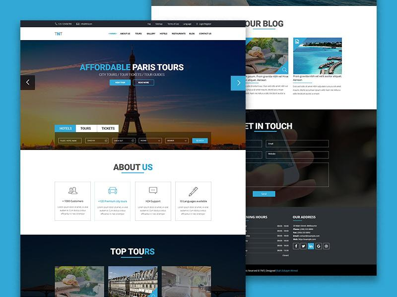 tour_and_travel_template