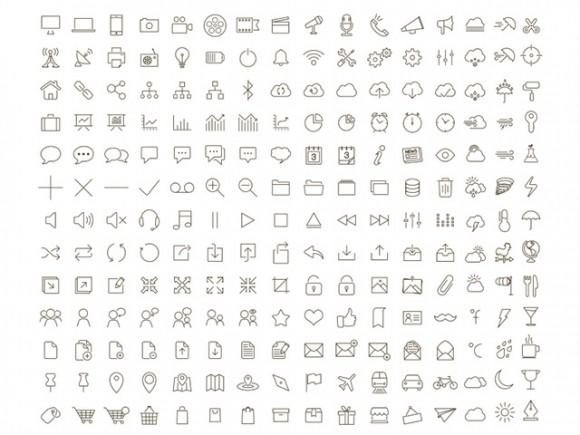 tonicons_200_outline_icons