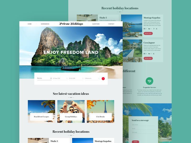 travel_landing_page