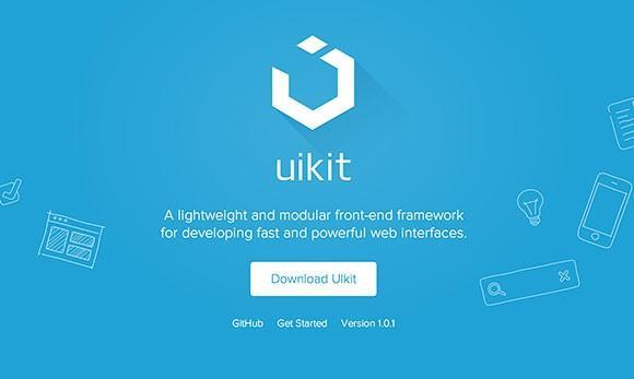 uikit_free_frontend_framework