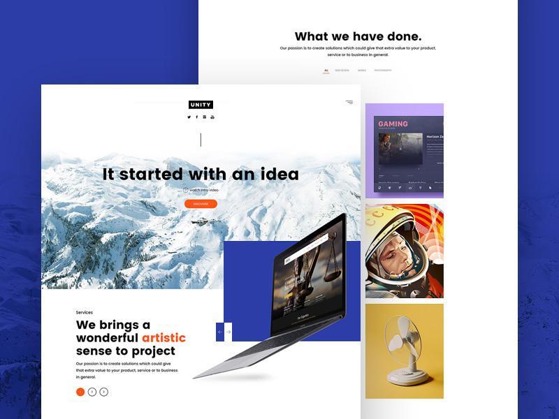 unity_website_template