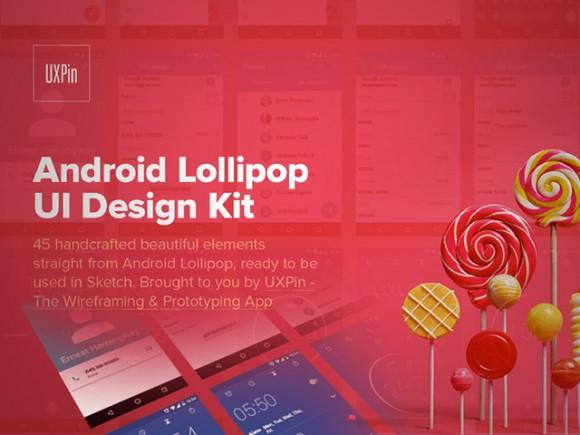 android_lollipop_ui_kit