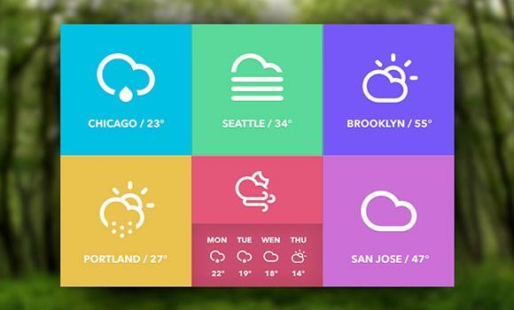 weather_widget_free_psd