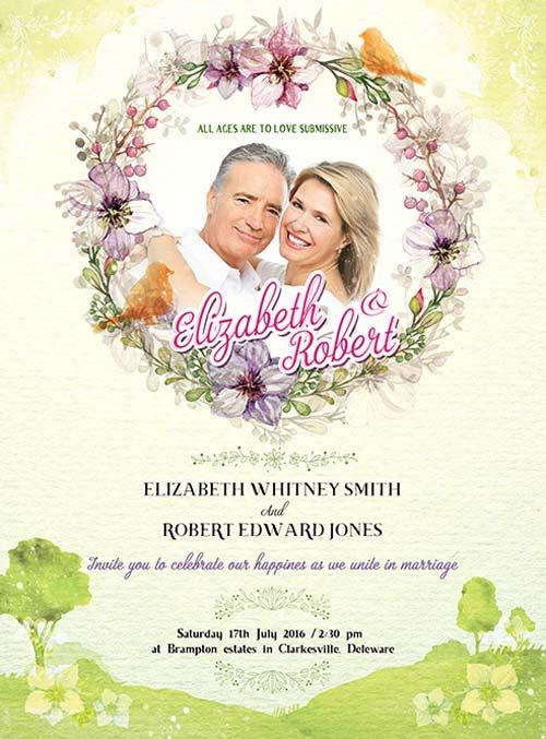 wedding_invitation_free_psd_flyer_template