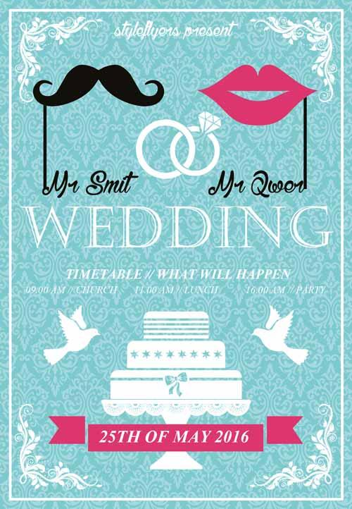 lovely_wedding_free_flyer_template