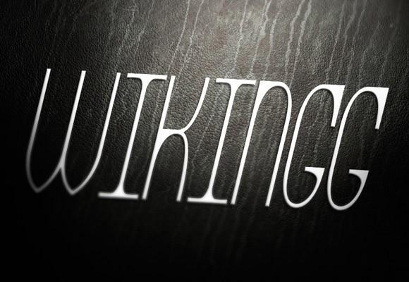 wikingg_free_font