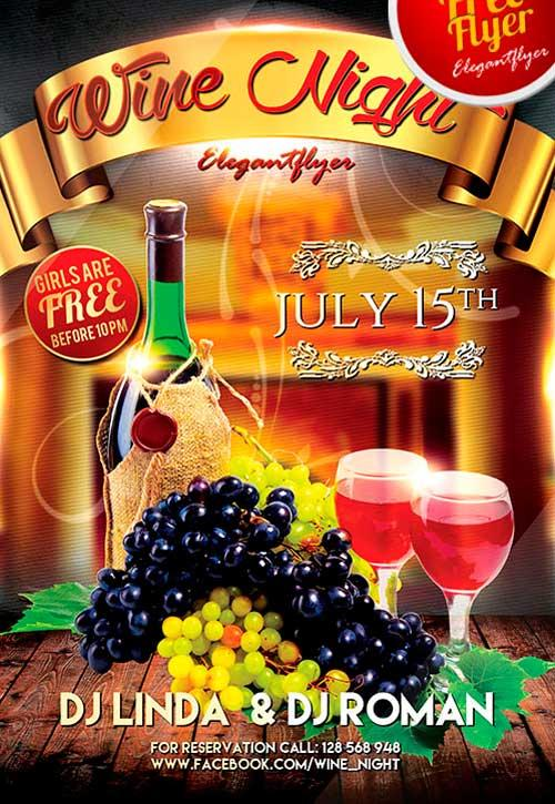 free_wine_fest_night_psd_flyer_template