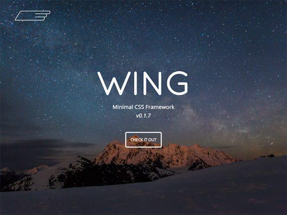 wing_a_lightweight_and_minimal_css_framework