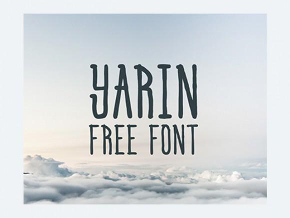 yarin_free_font
