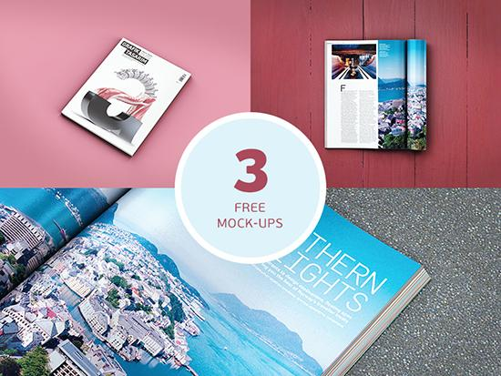 freebie_magazine_mockups