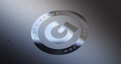 silver_foil_logo_mockup_template