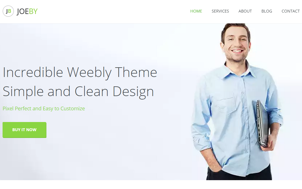 20 Gorgeous & Free Weebly Templates | UTemplates