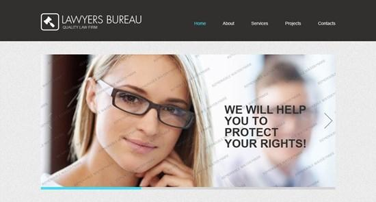 lawyers_bureau_screenshot