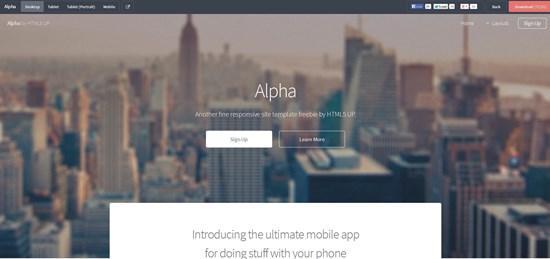 alpha_screenshot