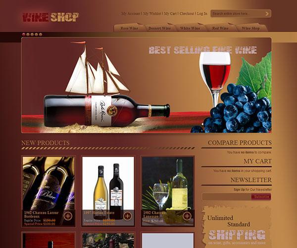 em wine