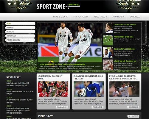 sport_zone_free_html_website_template