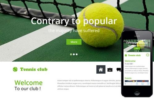 tennis_free_html5_sports_website_template