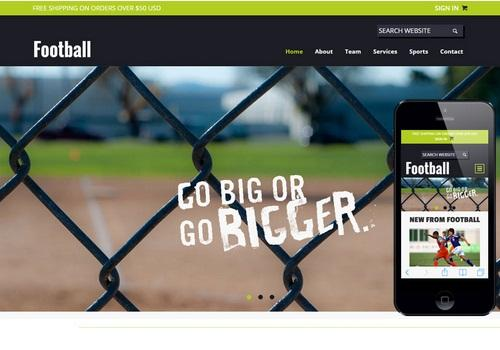 football_sports_category_responsive_web_template