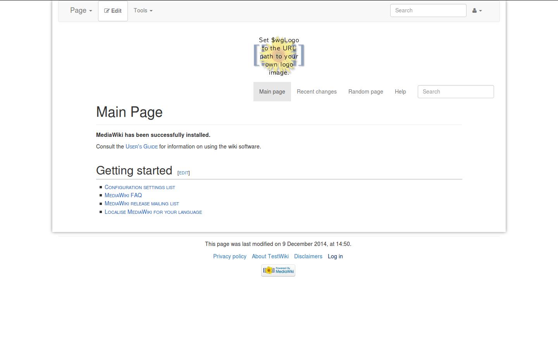 Free MediaWiki Bootstrap