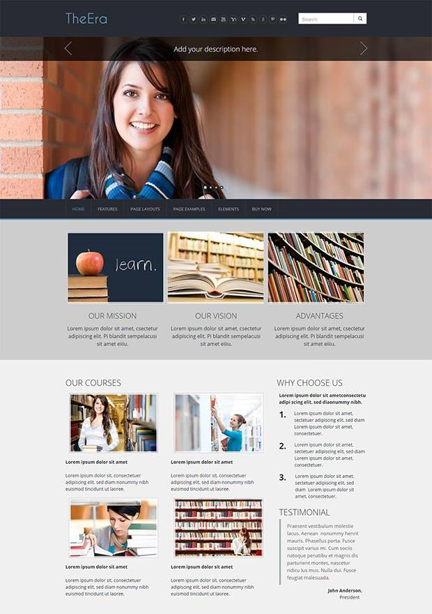 free weebly themes and templates - 20 gorgeous free weebly templates utemplates