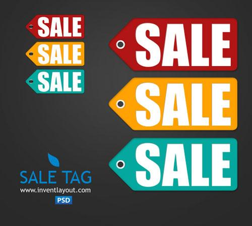 sale_tag_psd_template