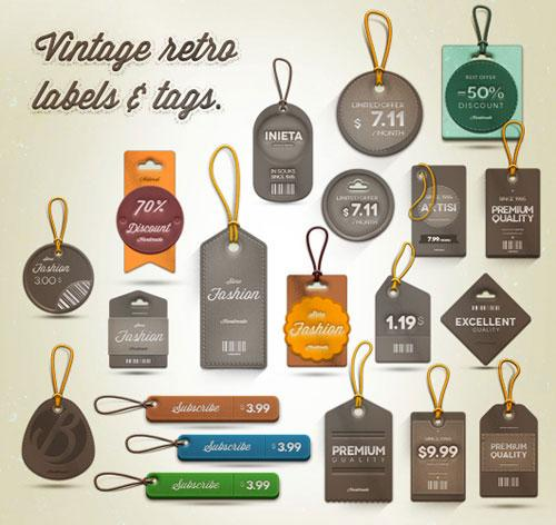 vintage_retro_labels