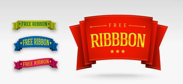 free_ribbon_templates_psd