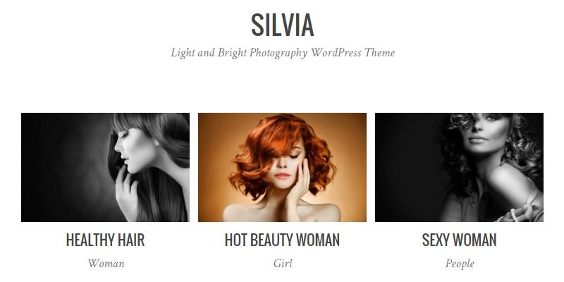 silvia_clean_photography_wordpress_theme