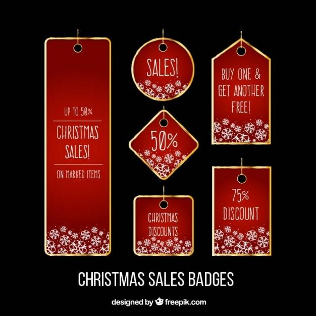 collection_of_red_snowflakes_labels_with_christmas_discounts