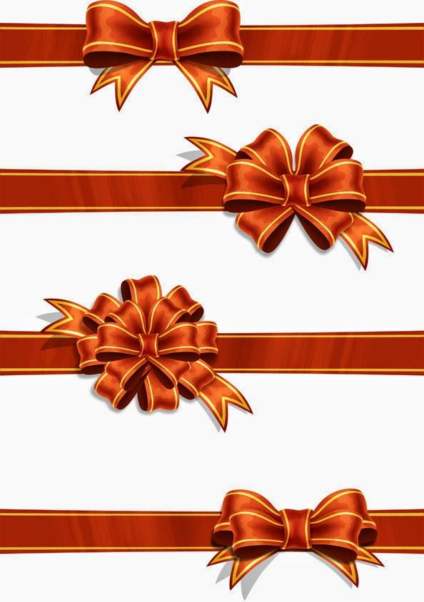 free_red_psd_ribbons_template