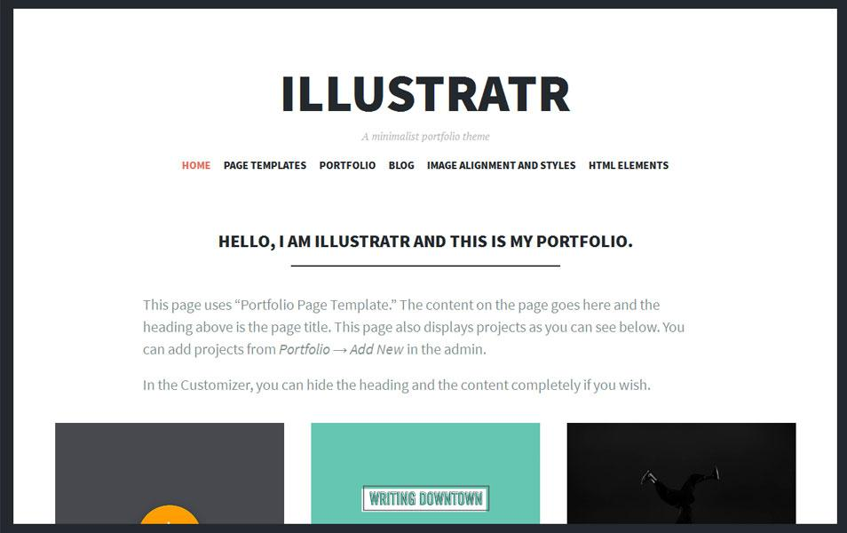 illustratr_photography_wordpress_theme