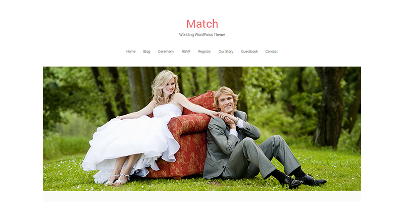 match_lite_wedding_wordpress_theme