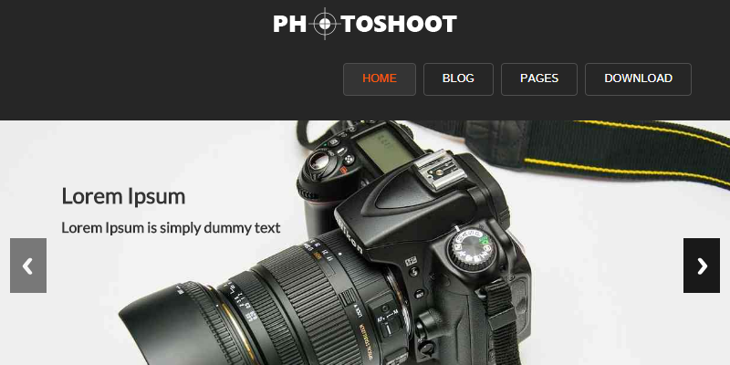 photoshoot_photographers_wordpress_theme
