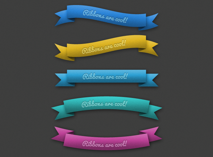 free_ribbons_template