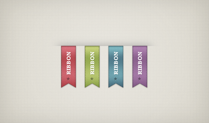 free_vertical_ribbons_template