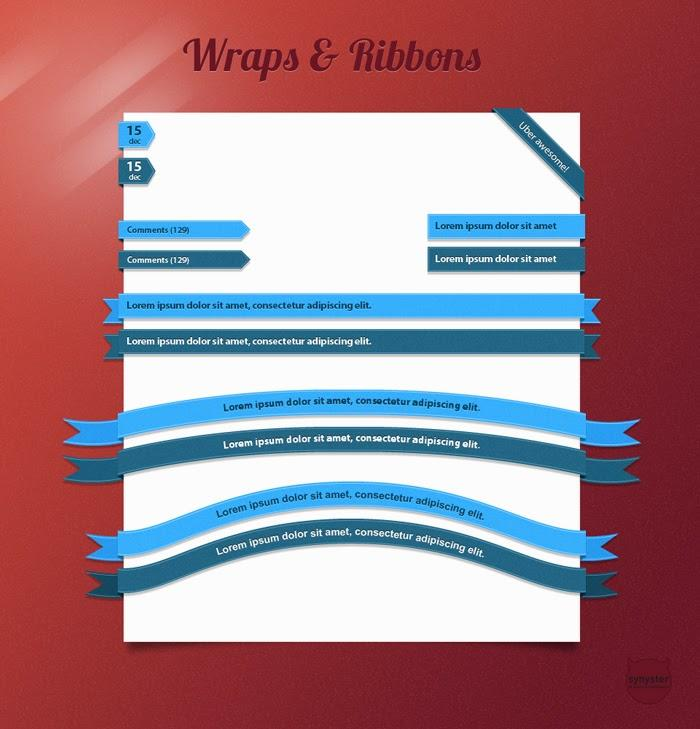 free_wraps_and_ribbons_pack