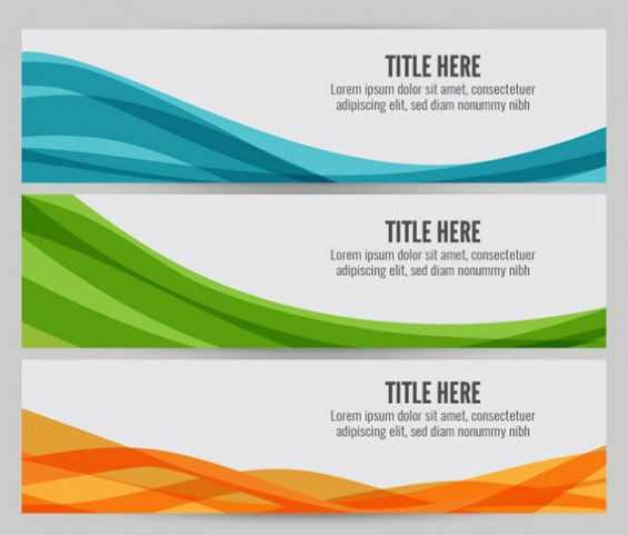 40 creative free banner templates utemplates