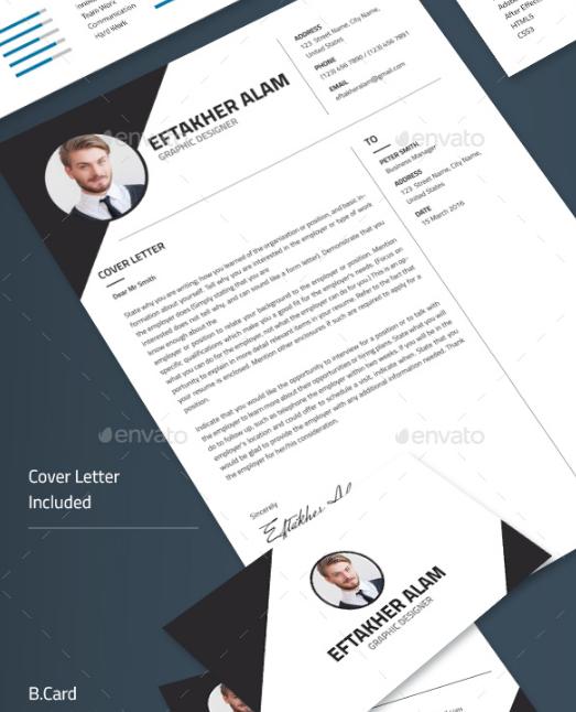 Perfect Resume/CV