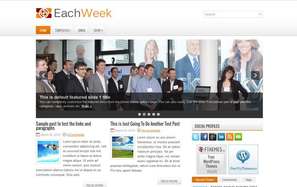 eachweek