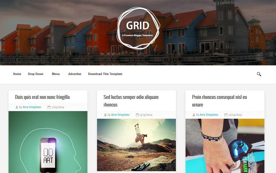 grid_responsive_blogger_template