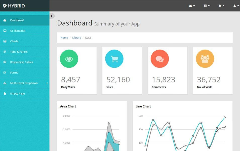 hybrid_bootstrap_admin_template