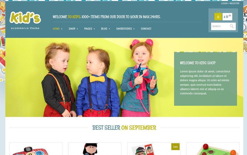 kidshop_ecommerce_wordpress_theme