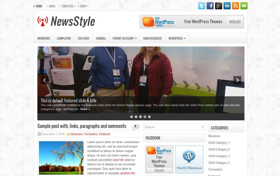 newsstyle