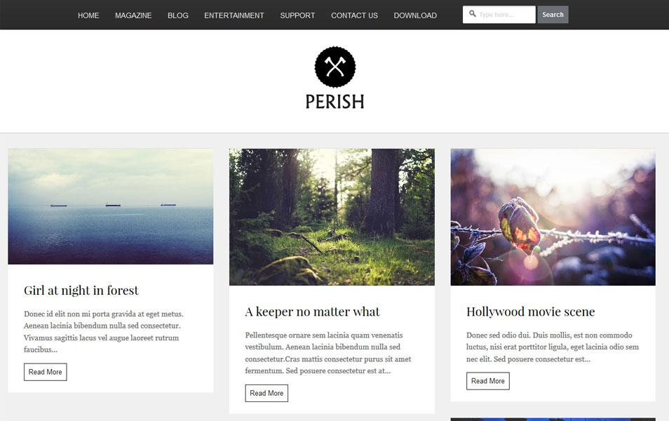 perish_grid_blogger_template